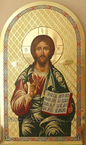 Икона Спасителя в православной церкви