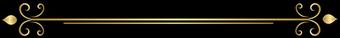 разделитель на сайт - одна линия мал..золотой