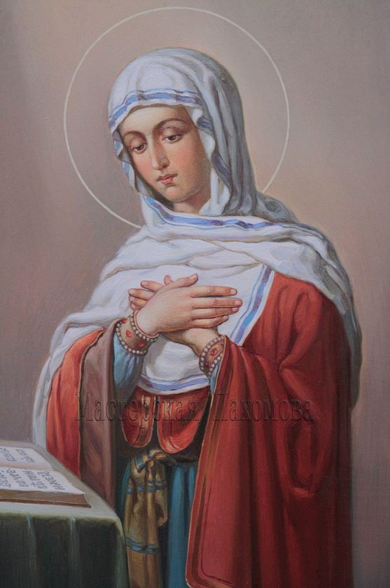 Благовещение Пресвятой Богородицы. Икона царских врат