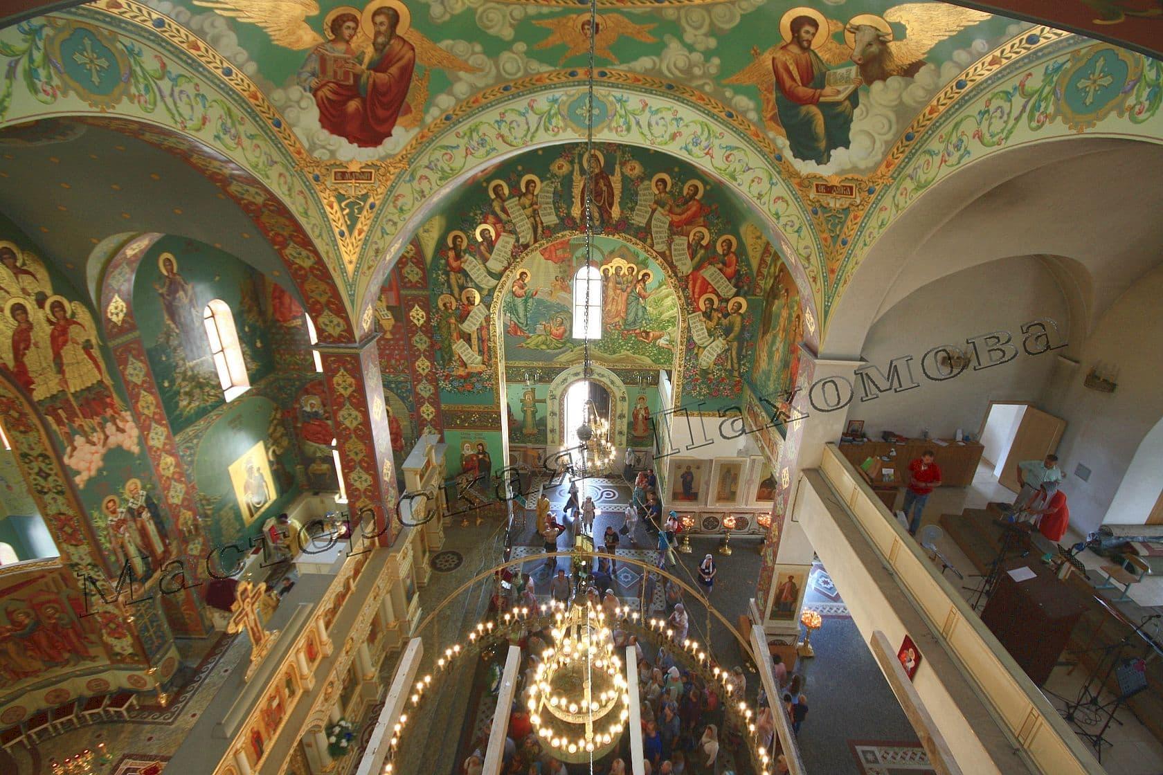 Спасский Кафедральный Собор. Пятигорск