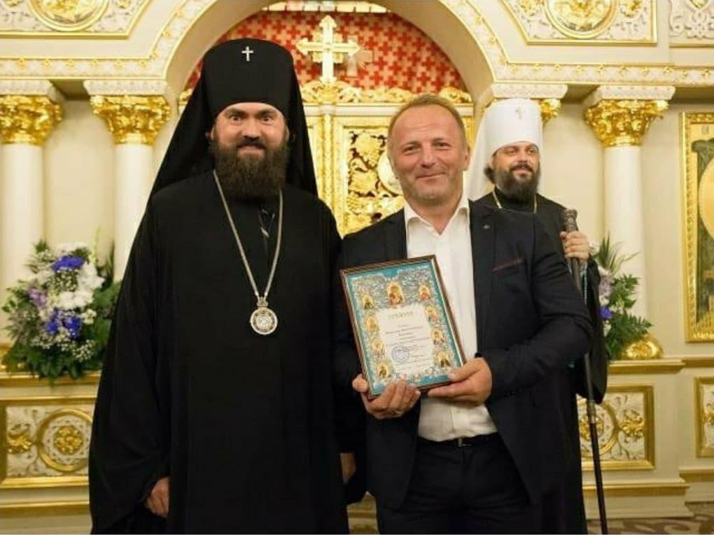 Феофилакт, архиепископ Пятигорский и Черкесский, Пахомов В.В
