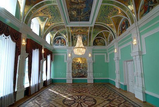 Конференц-зал Ставропольской Епархии