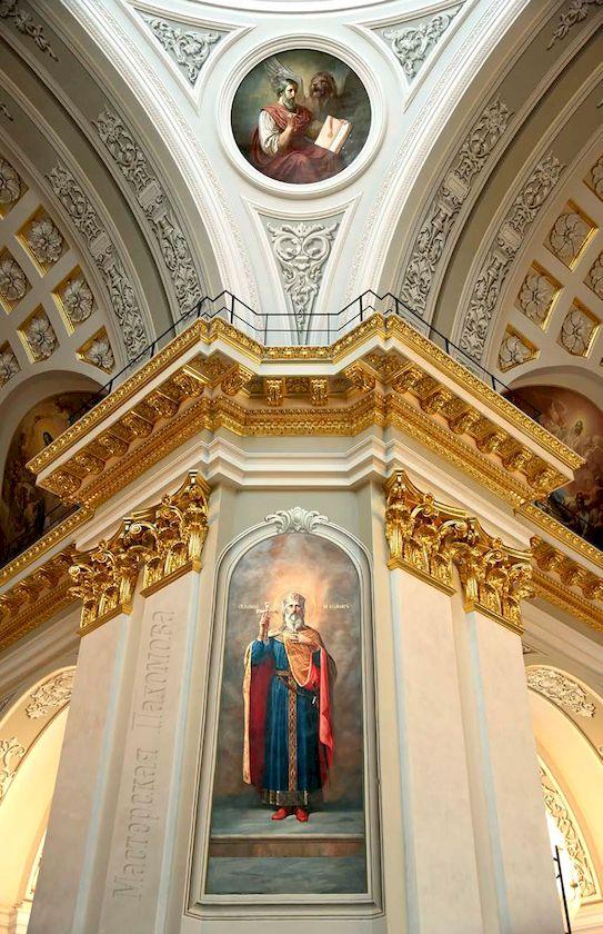 Ростовая фигура Святого Благоверного князя Владимира