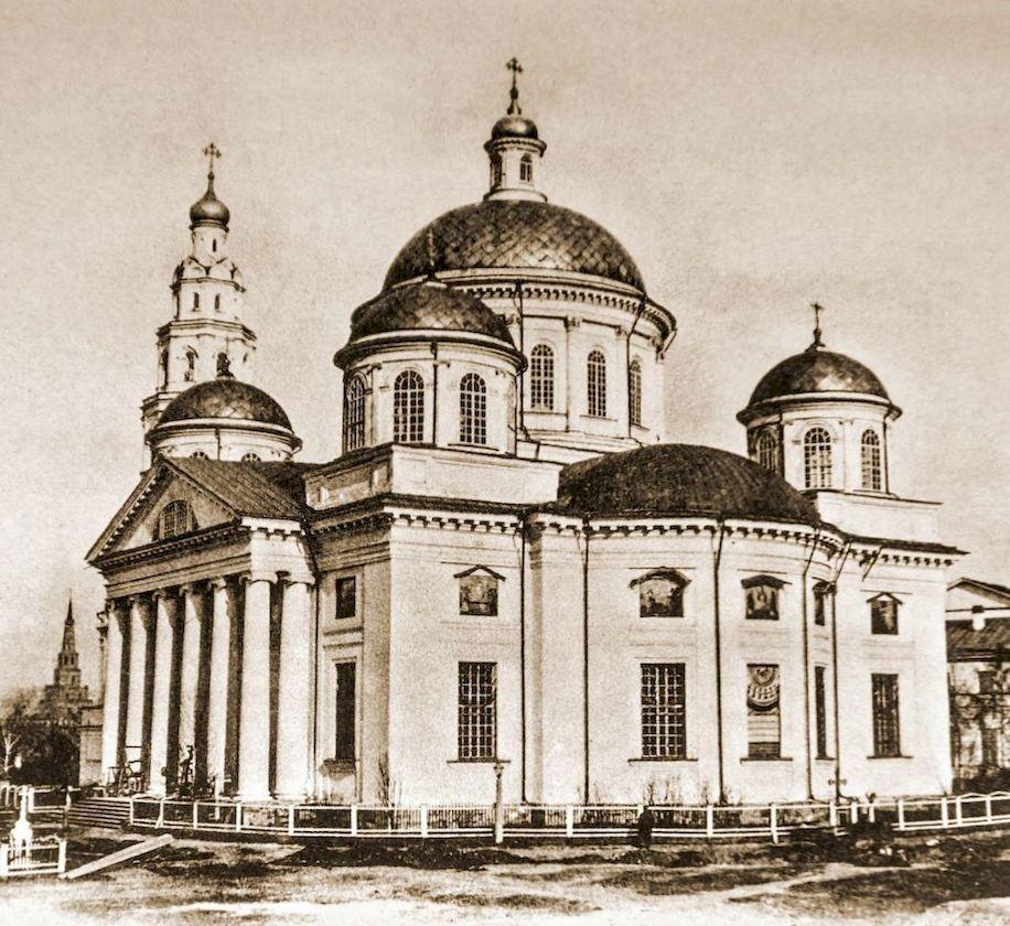 фото старого собора