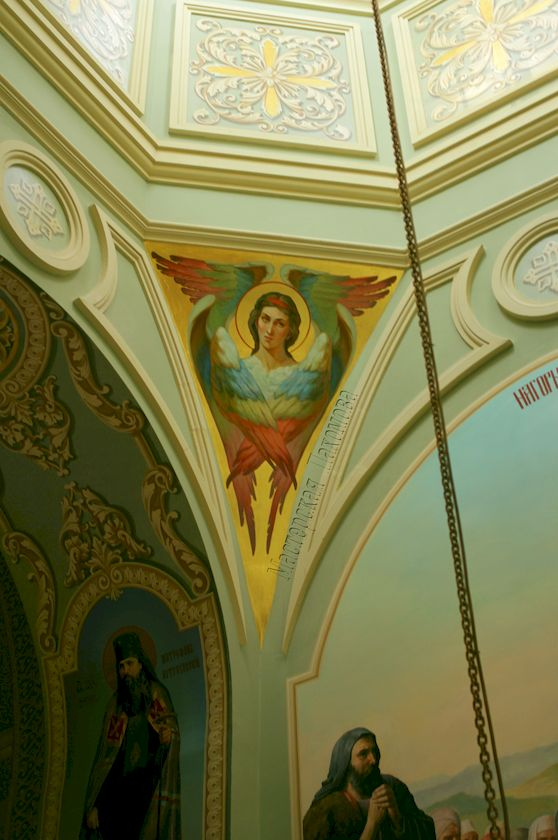 Серафим, Собор Казанской Божией Матери