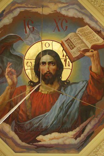роспись казанского собора